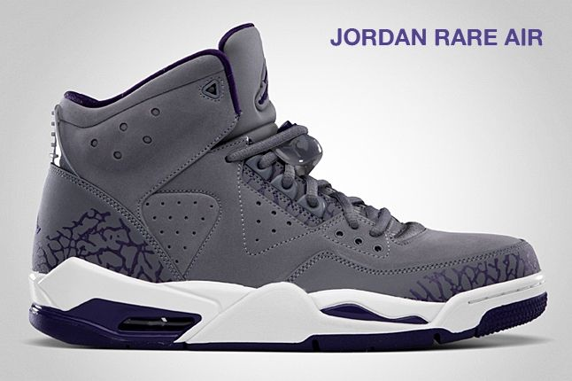 Jordan Rare Air Cool Grey 1