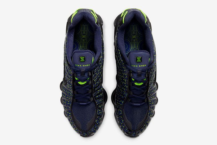 Nike Shox Tl Just Do It Ct5527 400 Top