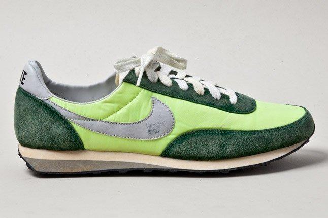 Nike Elite Vintage Fluro Green 1 1