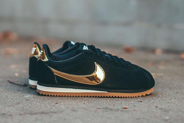 Nike Cortez Gold 1