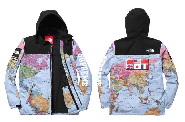 Supreme The North Face 2014 Spring Summer Collection 7