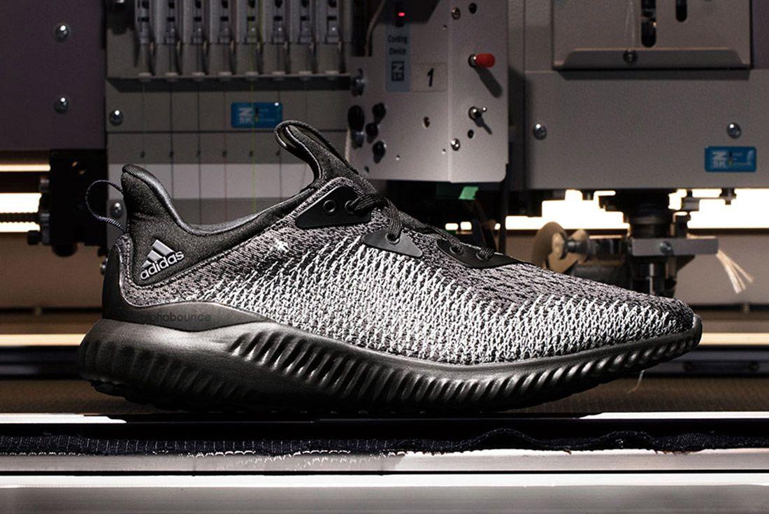 Adidas Alphabounce Forgefiber Ltd Alphabounce 9