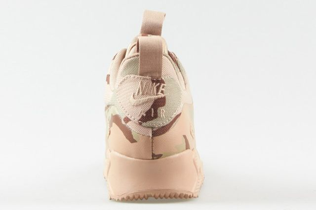 Nike Air Max 90 Sneakerboot Mc Sp Desert Heel