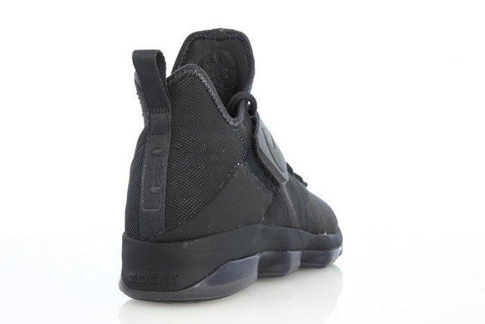 Nike Lebron 14 Triple Black 5