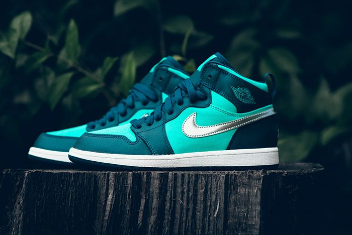 Air Jordan1 Retro High Gp Hyper Jade Thumb