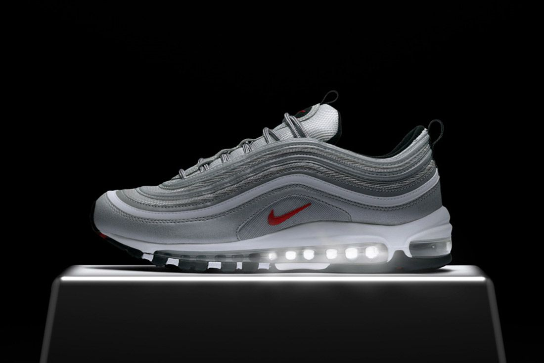 Highlight Reel Nike Silver