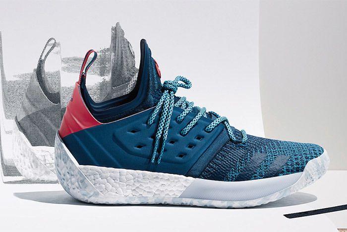 Adidas Harden Vol 2 Debut Colourways Revealed Sneaker Freaker 3