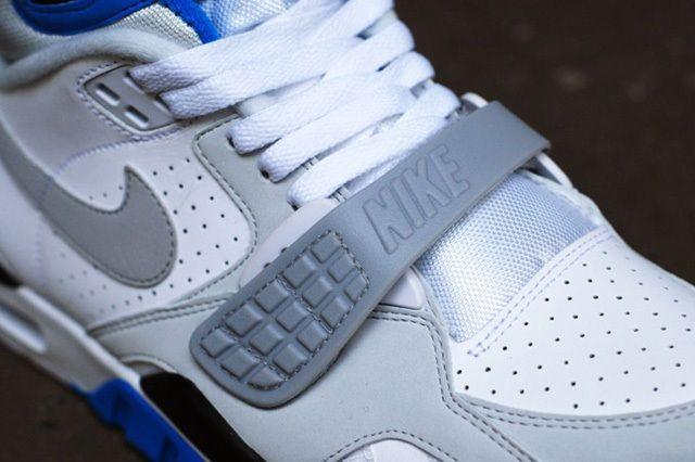 Nike Air Trainer Sc Ii White Photo Blue 2