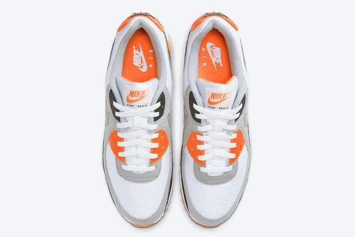 Nike Air Max 90 Total Orange Top