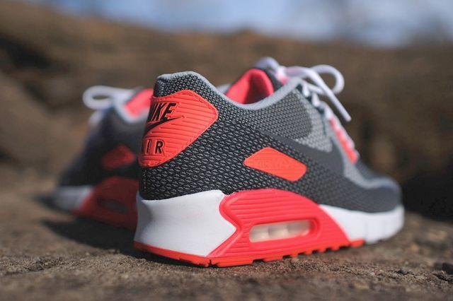 Nike Am90 Jacquard Infrared Bump 2