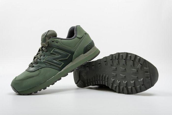 New Balance 574 Military Green 1