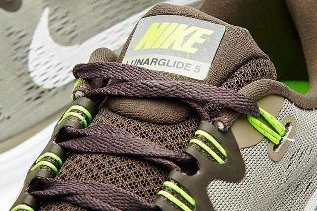 Nike Lunarglide 5 Mine Grey 4