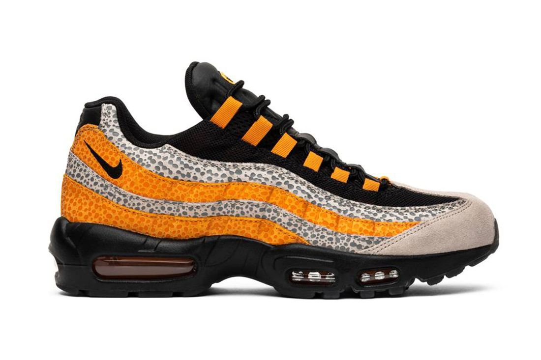 Size Safari Nike Air Max 95 Best Feature