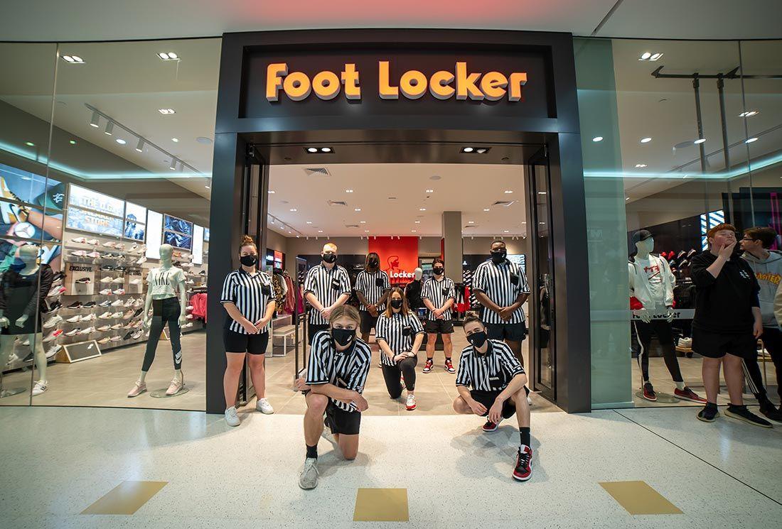 Foot Locker Booragoon