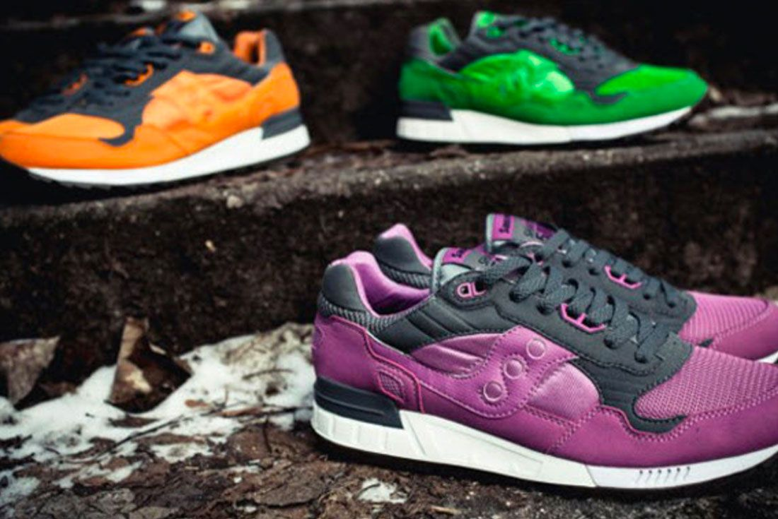 Solebox Saucony Three Brothers Part 2