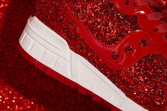 Asos White X Saucony Shadow 5000 Wmns Glitter Pack 2