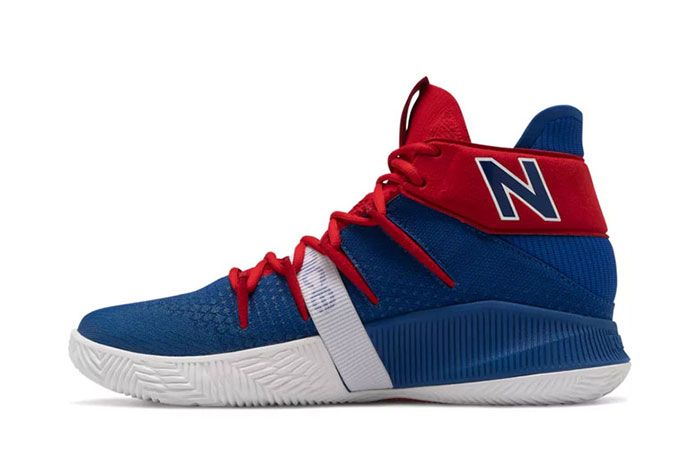 Kawhi Leonard New Balance Omn1S Clippers4 Side