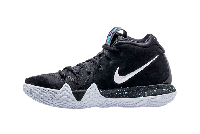 Nike Kyrie 4 Black 5