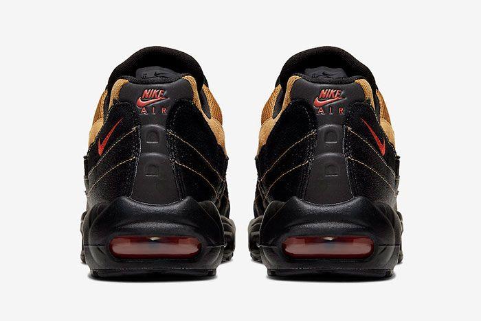 Nike Air Max 95 Essential Cosmic Clay At9865 014 Heels