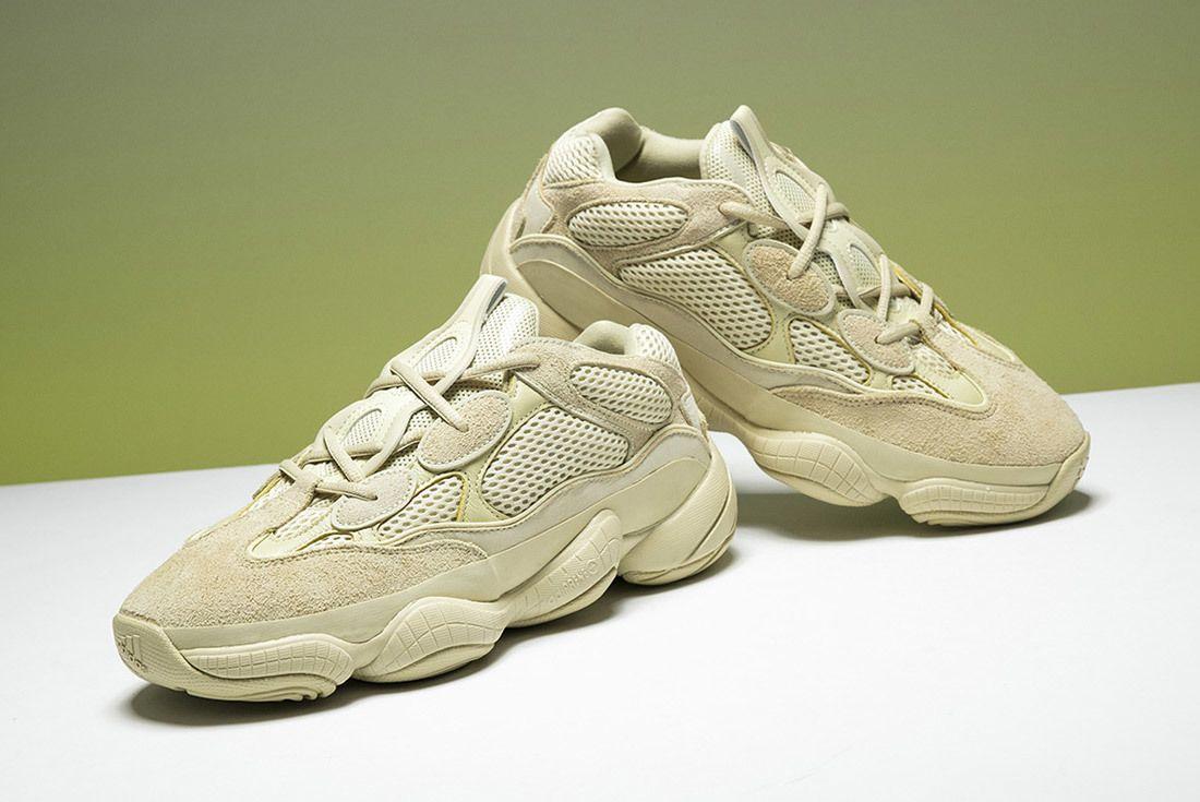 Adidas Yeezy 500 Super Moon Yellow Sneaker Freaker 3