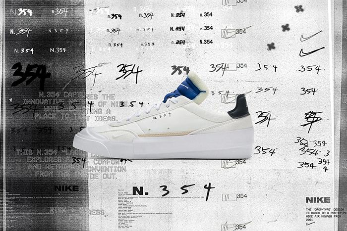 Nike N 354 Official Release Date Hero