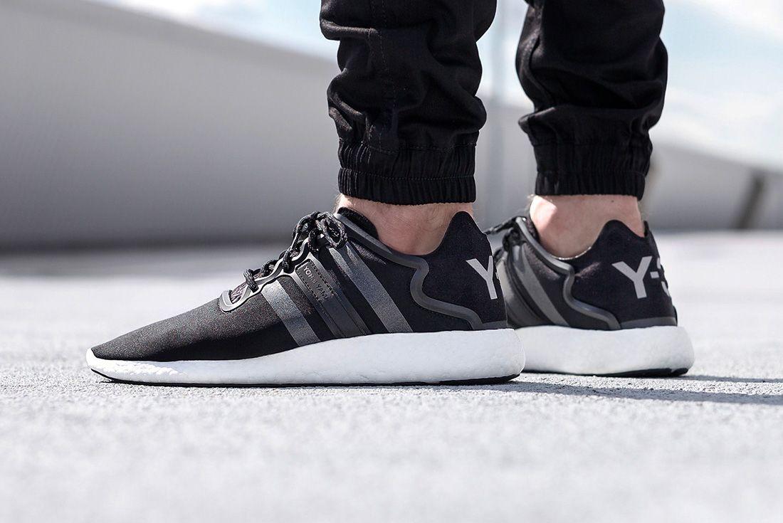 Adidas Y 3 Yohji Run Black Reflective2