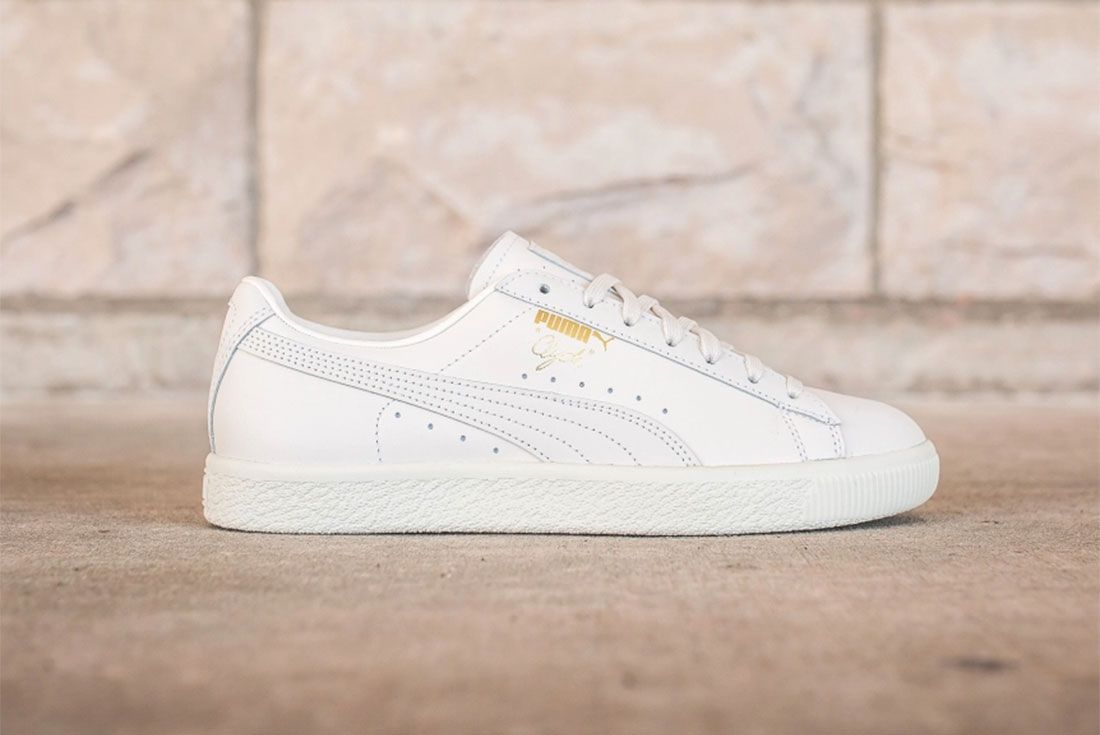 Puma Clyde Natural Pack 3