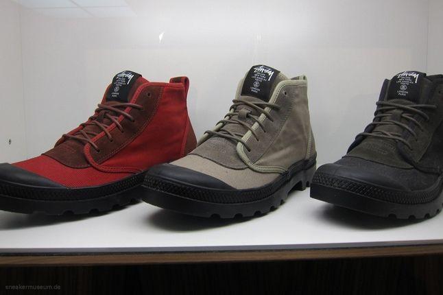 Stussy Sneaker Museum 27 1