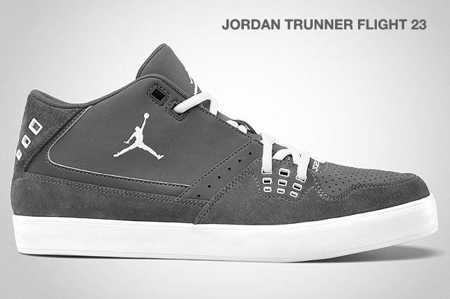 Jordan Brand July 2012 Preview Jordan Trunner Flight 23 Classic 1