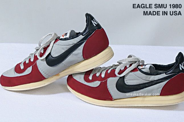 Vintage Collector Lindy Darrell Nike Runners 16