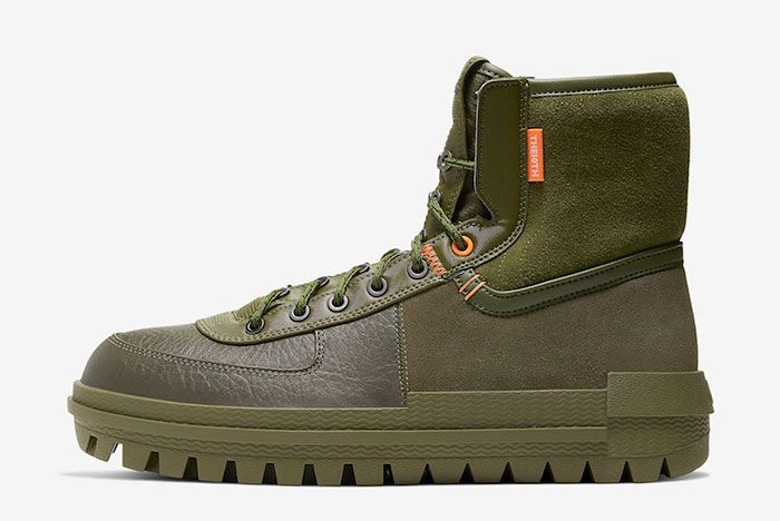 Nike Xarr Medium Olive Bq5240 200 Lateral