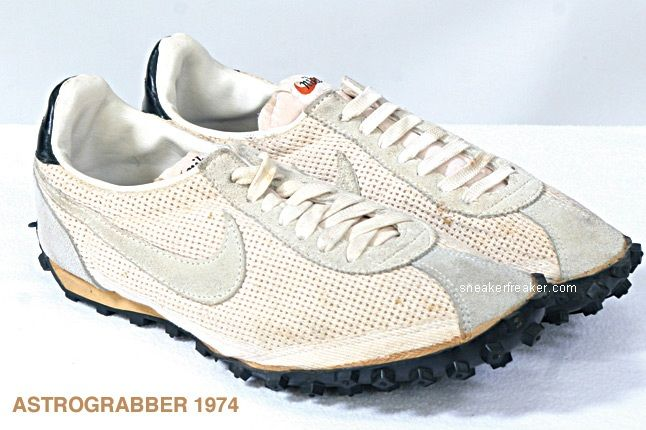 Vintage Collector Lindy Darrell Nike Runners 4