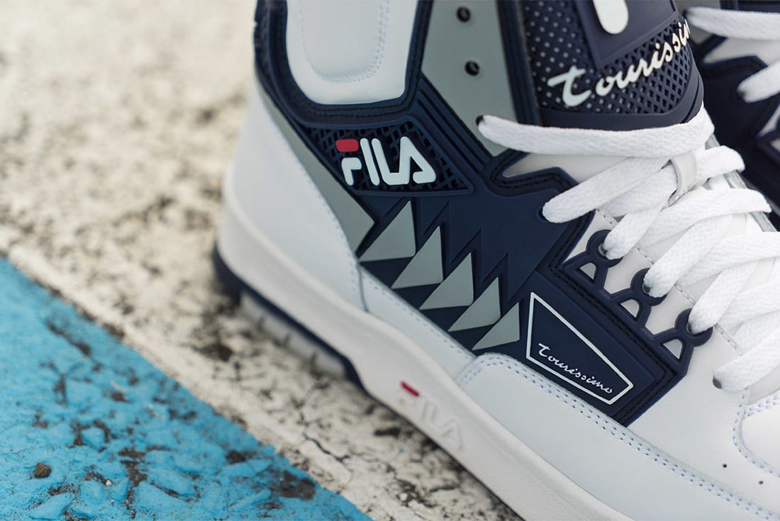 Fila Tourissimo 2018 Retro Sneaker Freaker 2