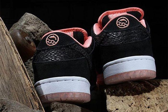Premier X Nike Sb Dunk Low Salmon Toe4