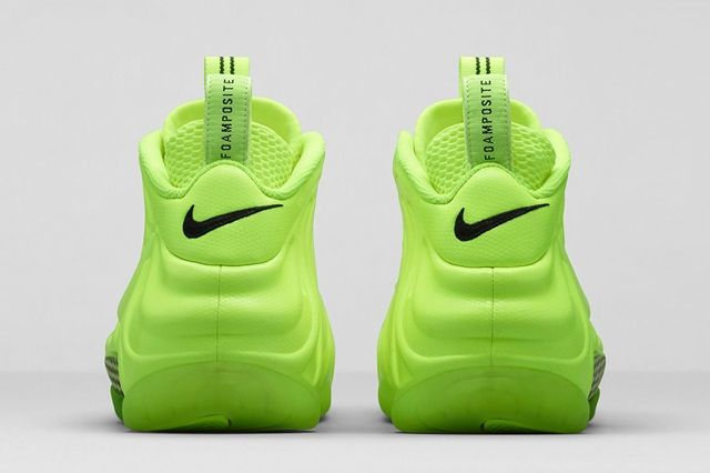 Bumper Foamposite Pro Nike Volt 2