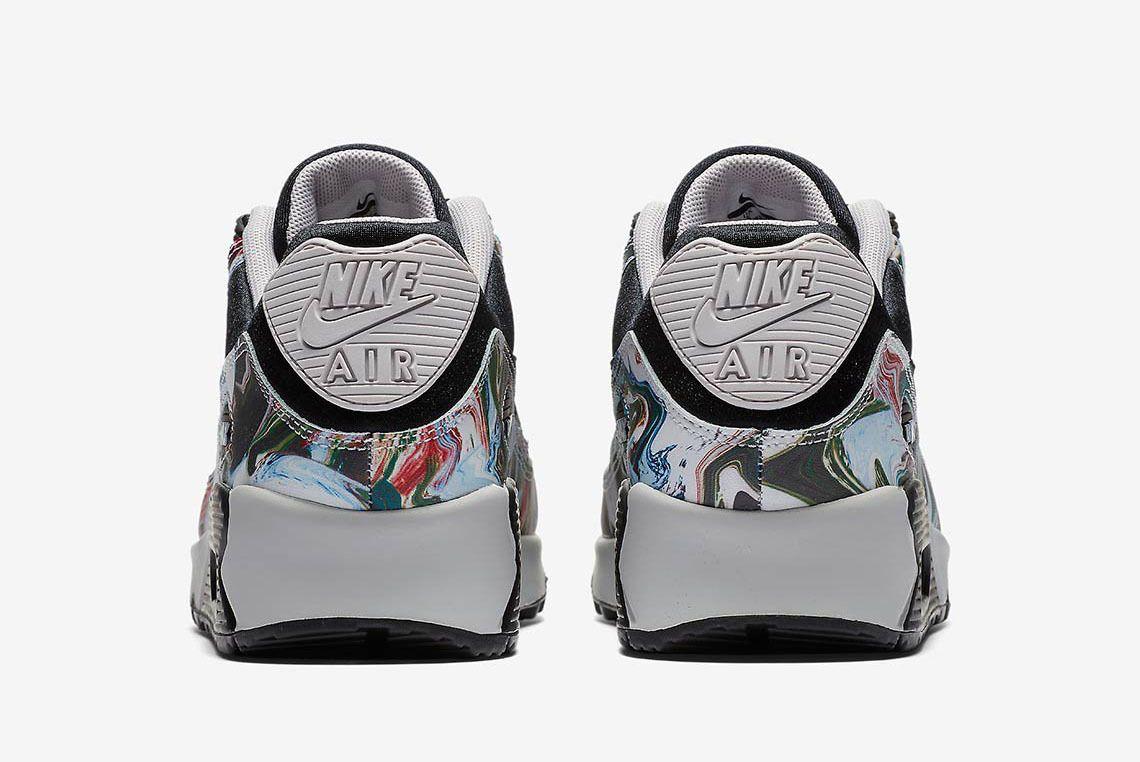 Air Max 90 Marble Dye Ao1521 001 5 Sneaker Freaker