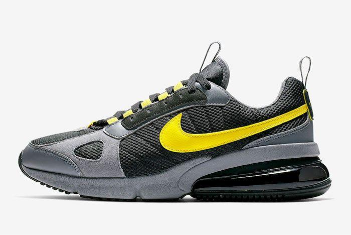 Nike Air Max 270 Futura Opti Yellow Ao1569 008 Side Shot 4
