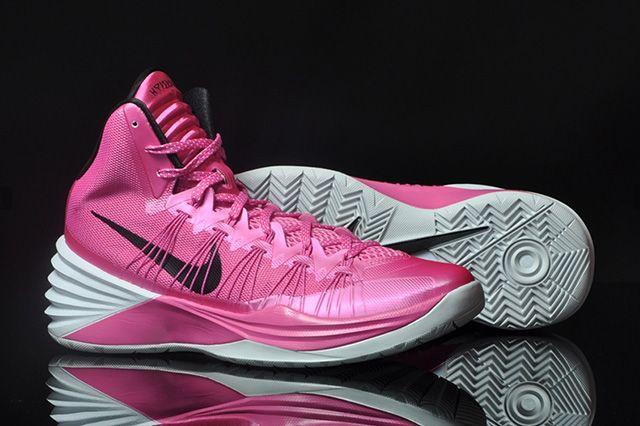 Nike Hyperdunk 2013 Kay Yow 2