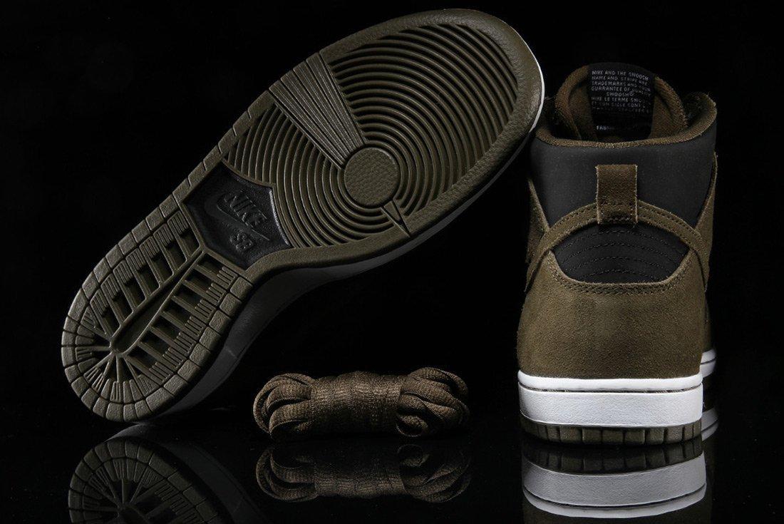 Nike Zoom Dunk High Dark Loden 3