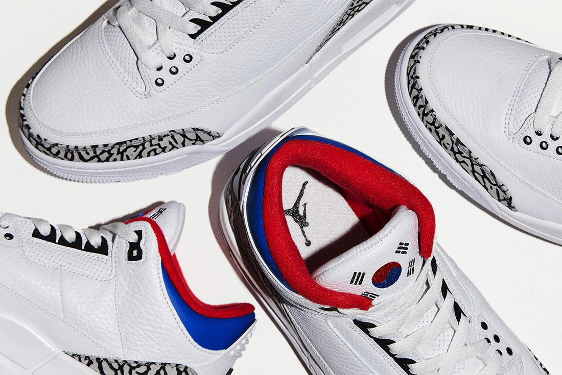 Nike Air Air Jordan 3 Seoul Release Date 3