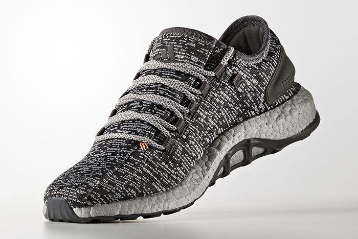 Adidas Pureboost Silver 3