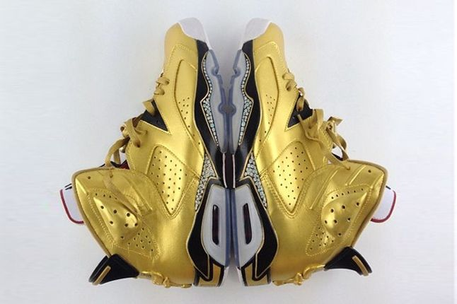 Air Jordan Vi 91 Champ Custom El Cappy Aerial 1