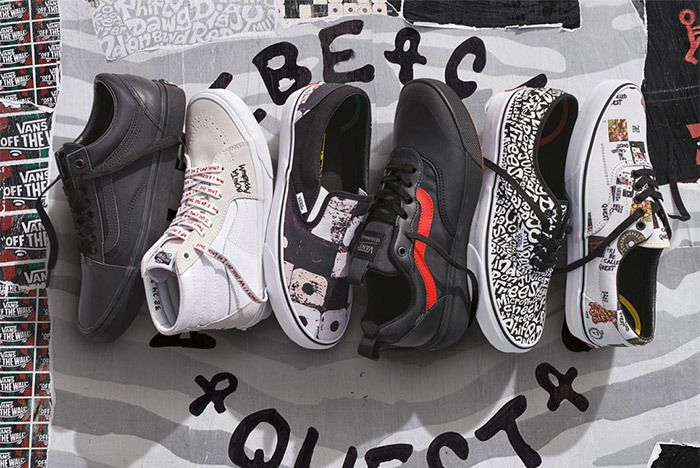 Vans A Tribe Called Quest 19