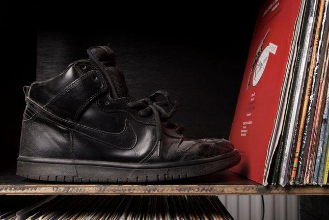 Nike Dunk Hi 5