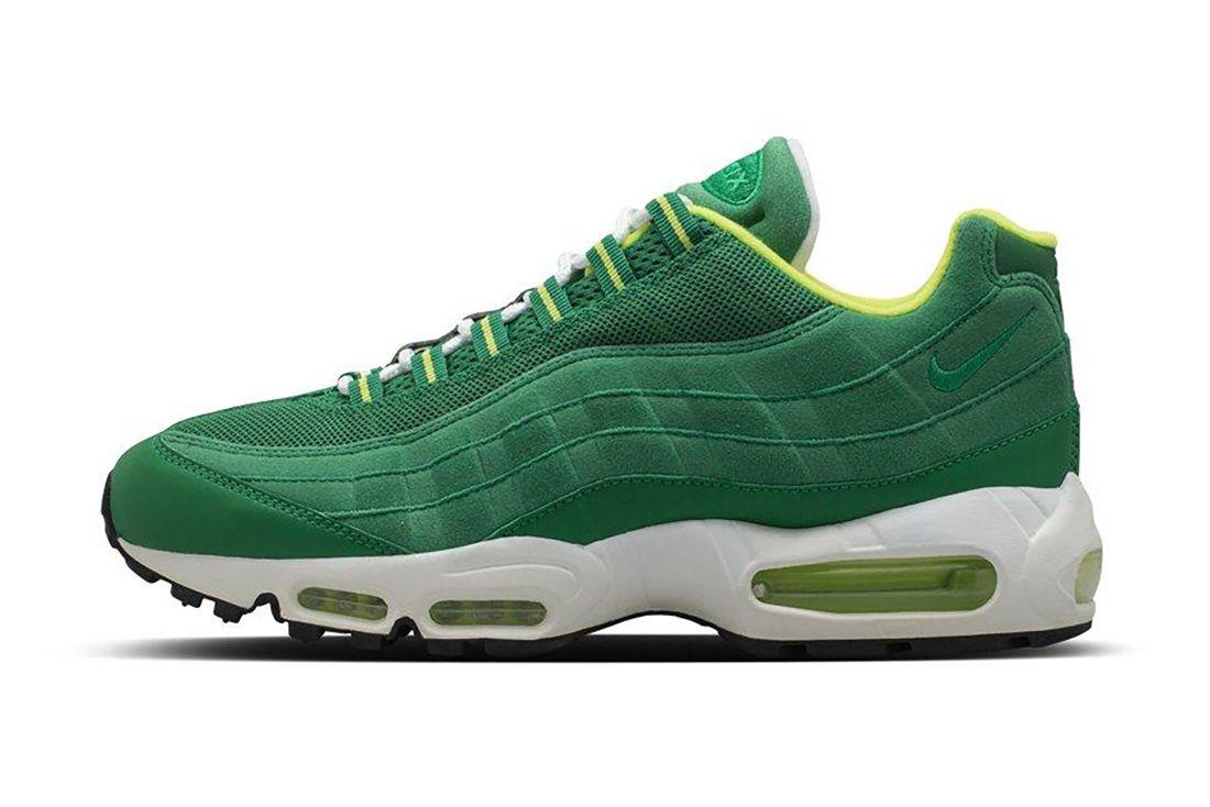 Powerwall Green Nike Air Max 95 Best Feature