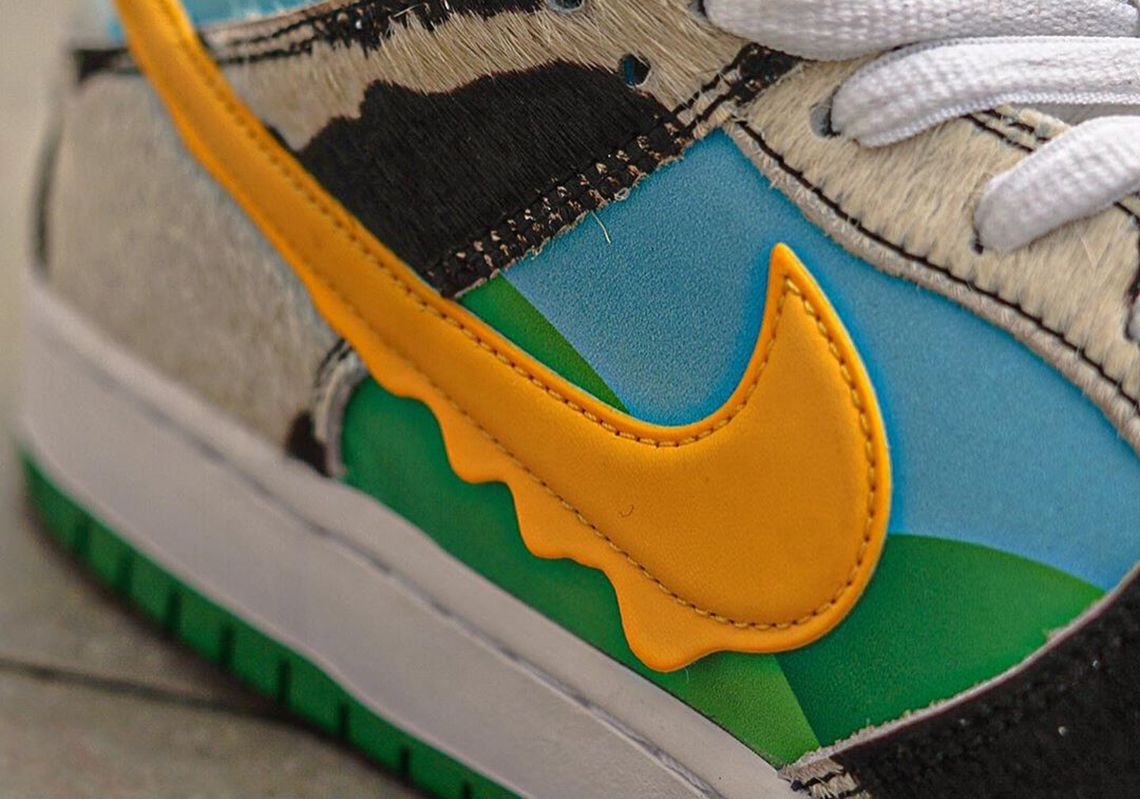 Ben & Jerry's Nike SB Dunk Low