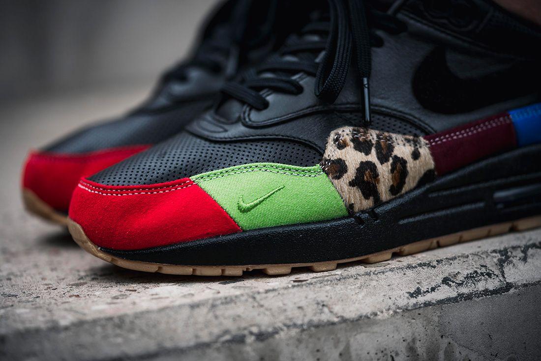 Nike Air Max 1 Master Black 6 1