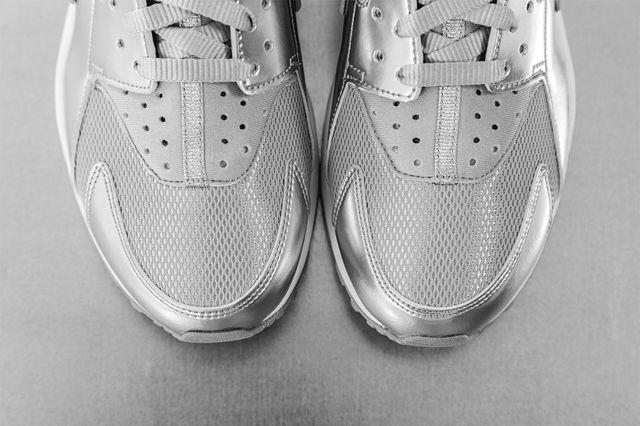 Nike Huarache Metalic 1