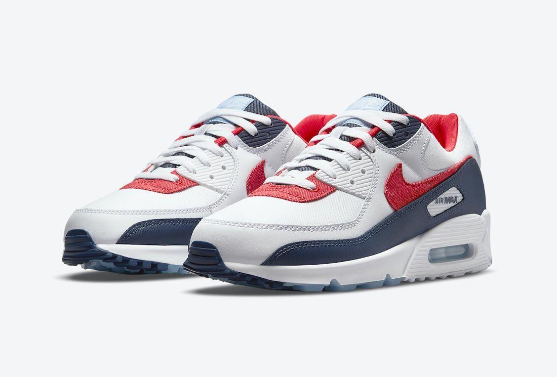 Nike Air Max 90 'USA Denim'