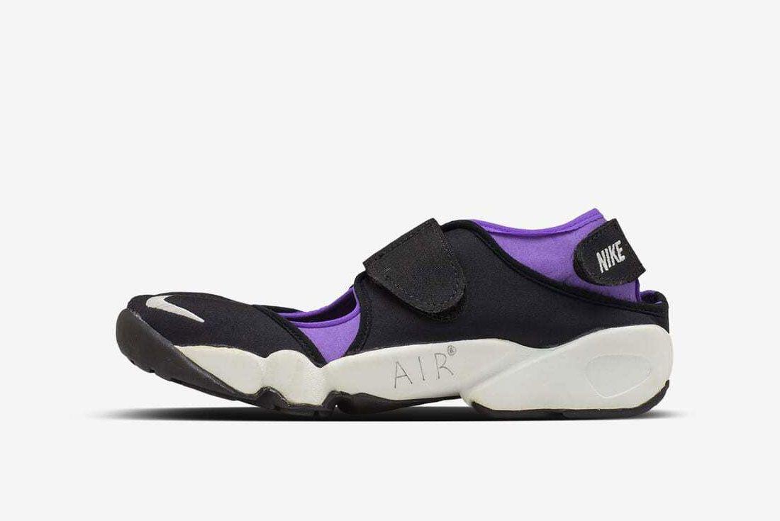 Nike Air Rift 1995 Purple Sample